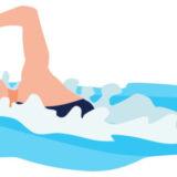 パラ水泳のイメージ