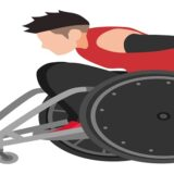 車椅子ラグビーのイメージ