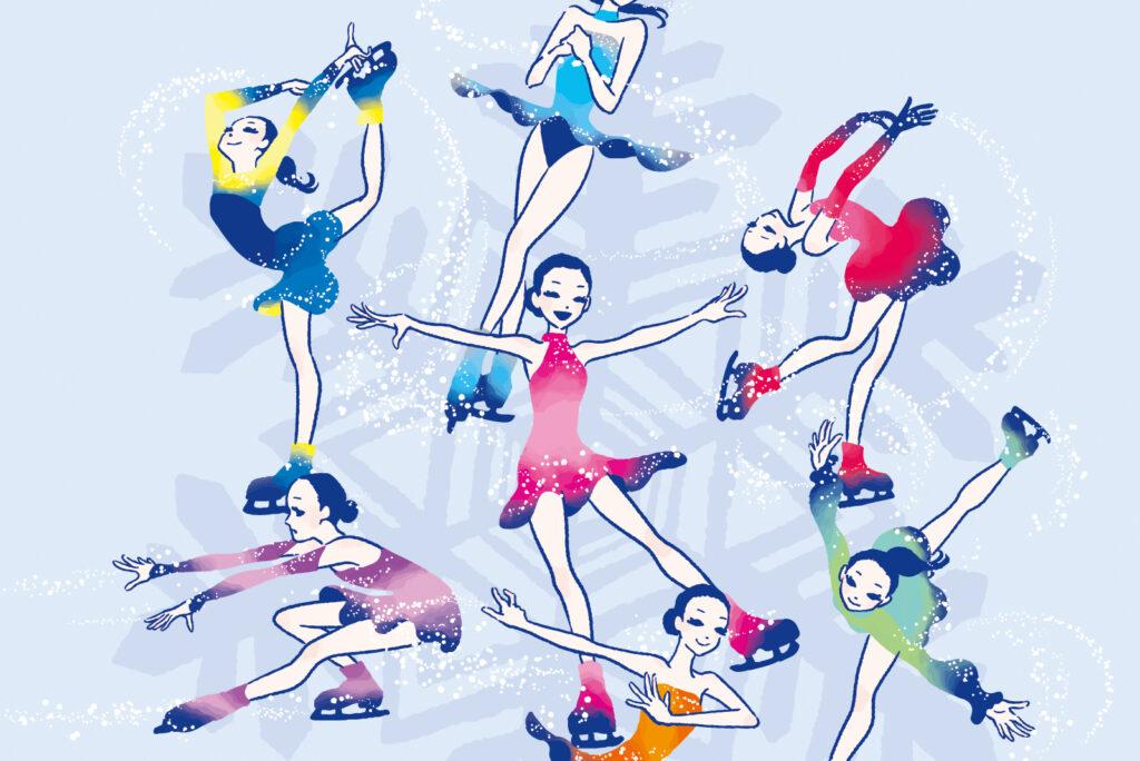 フィギュアスケートのイメージ
