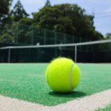 テニスコートのイメージ