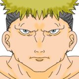 総合格闘家のイメージ