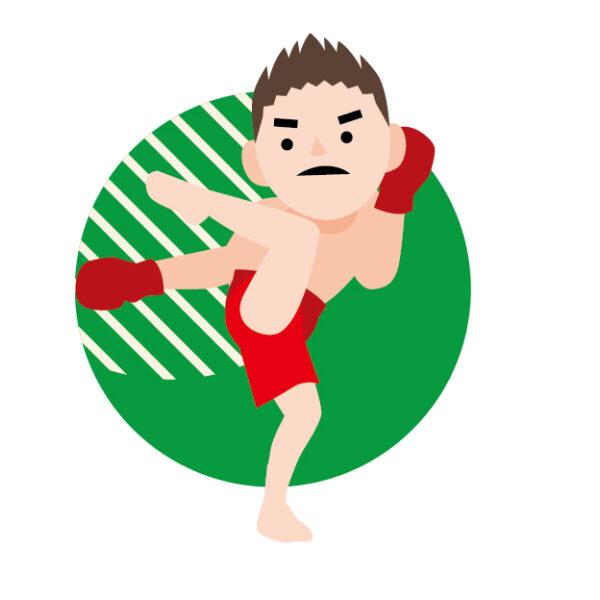 シュートボクシングのイメージ